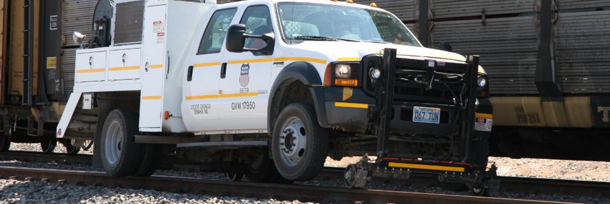 Rail Pickup Inspection | Universal Engine | Blasdell, NY
